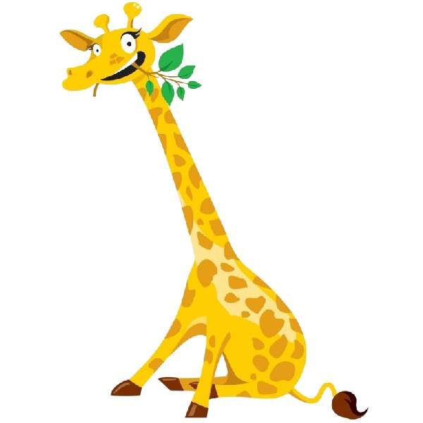 Giraffe Clipart - Clipartion.com