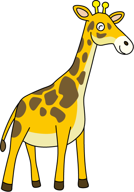 Best Giraffe Clipart #4649 - Clipartion.com