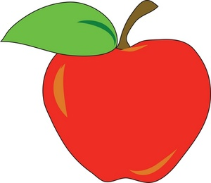 Green Apple Clipart Free Clipart Images