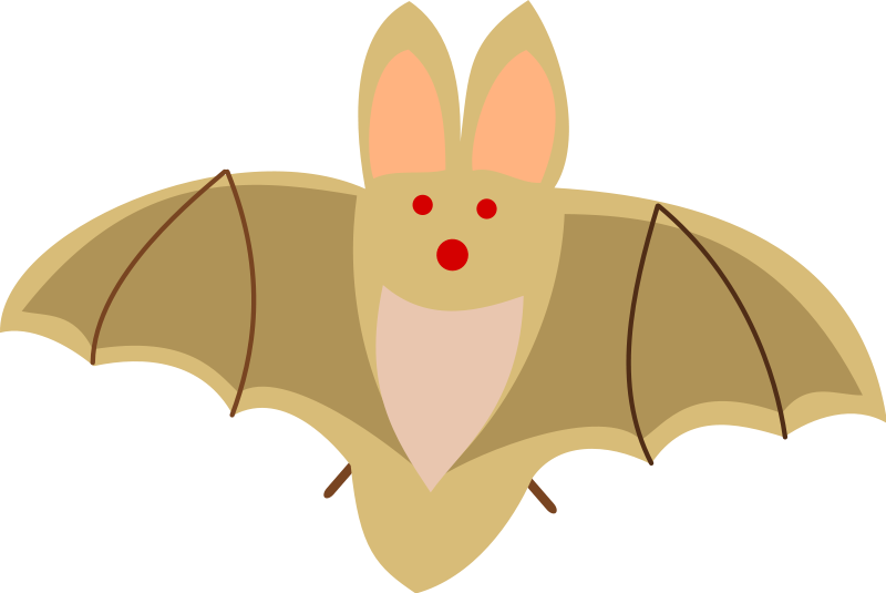 Halloween And Vampire Bat Clipart Free Halloween Images