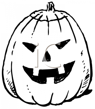 Halloween Pumpkin Clipart Black And White Halloween Costumes
