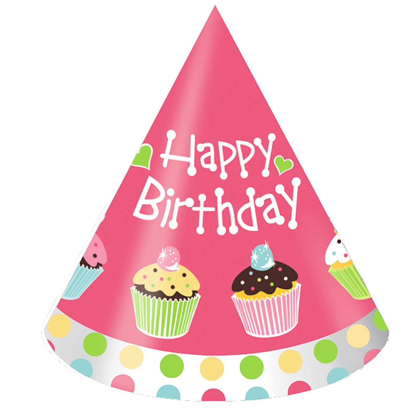 Best Birthday Hat Clipart #2448 - Clipartion.com