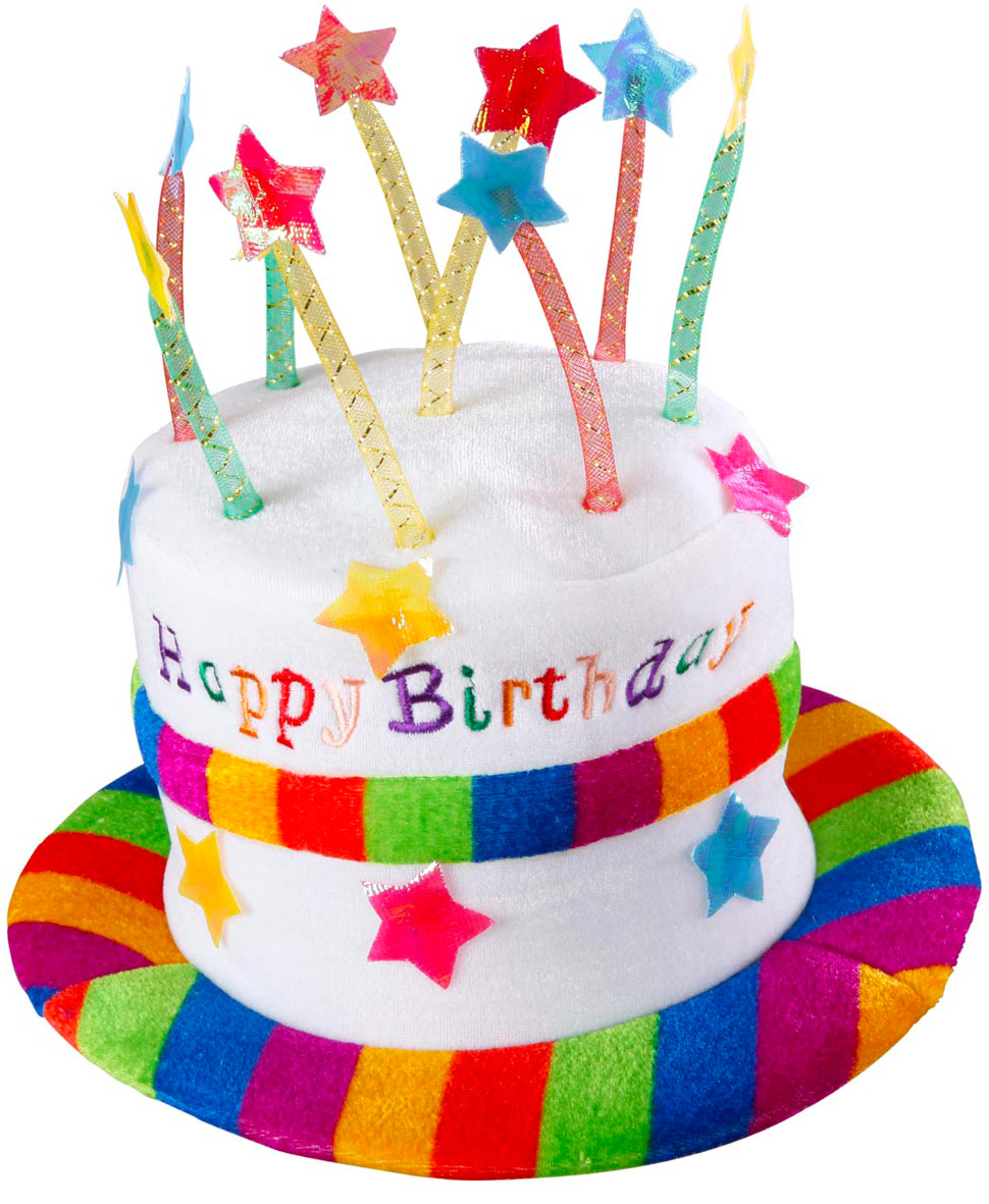 Happy Birthday Hat Clipart Free Clip Art Images