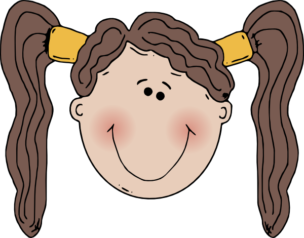 Happy Kids Face Clipart Free Clipart Images