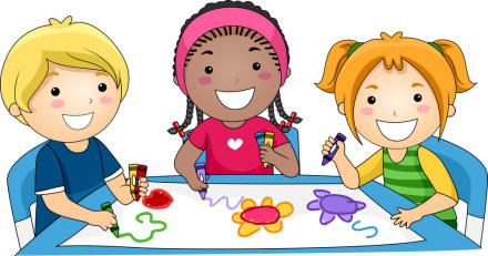 Happy School Kids Clipart Free Clipart Images