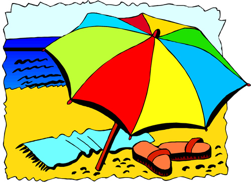 Have A Safe Summer Clipart Free Clipart Images