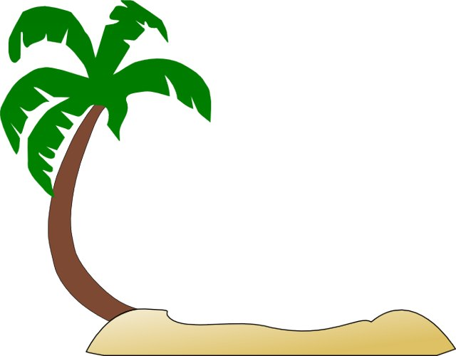 Hawaiian Palm Trees Clipart Free Clip Art Images