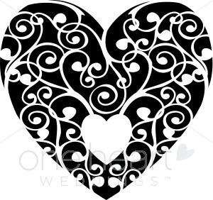 Heart Clipart Heart Graphics Heart Images The Printable Wedding