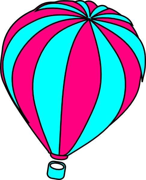 Hot Air Balloon Basket Vector Free Clipart Images