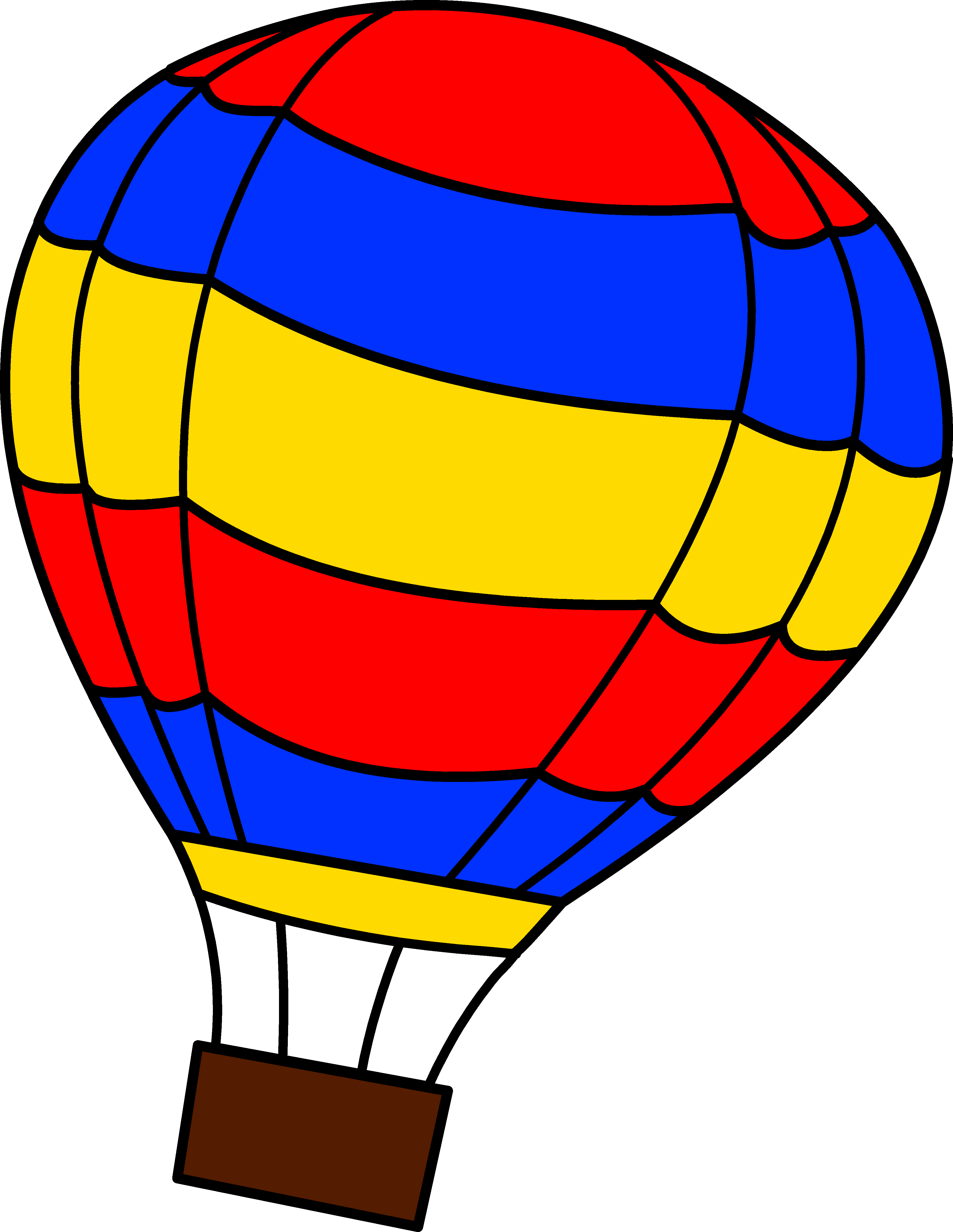 Best Hot Air Balloon Clip Art 1293 Clipartion Com