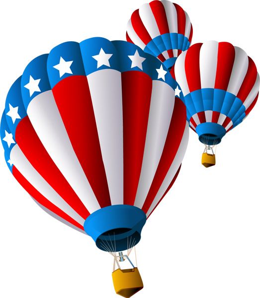 Hot Air Balloon Clipart Png Gallery