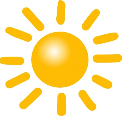 Hot Weather Clipart Cliparts Co