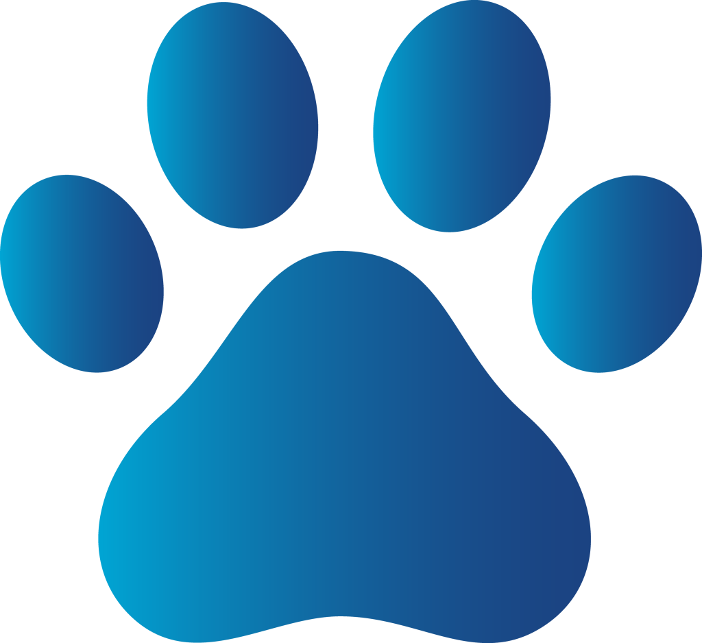 Best Paw Print Clip Art #1446 - Clipartion.com
