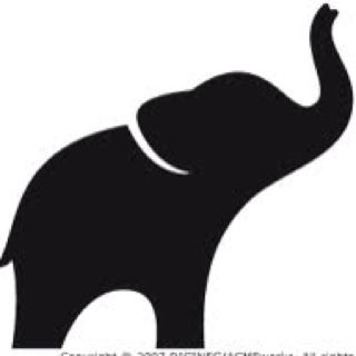 I Want A Really Simple Elephant Tattoo Elephants Are A Symbol Of