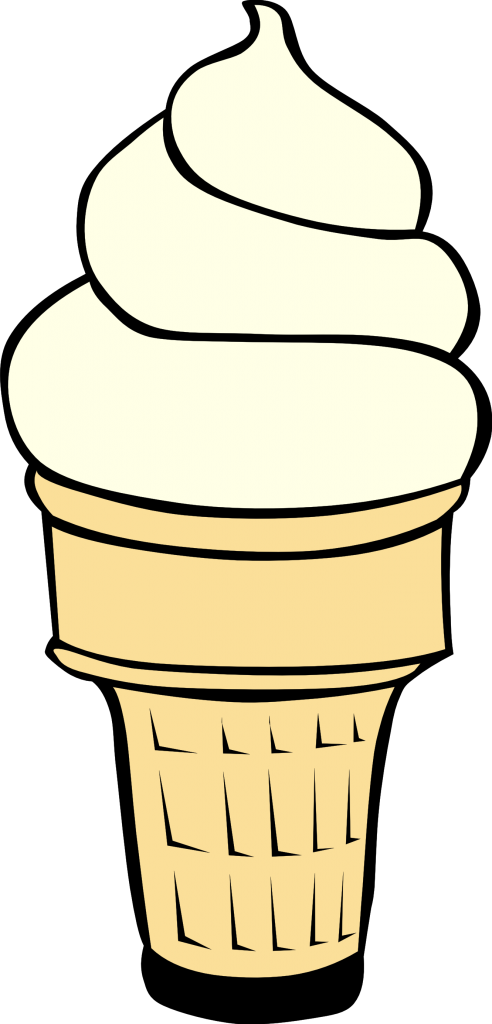 Ice Cream Clipart Black And White Free Clipart