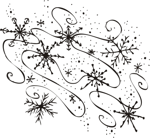 Image Snowflakes Free Images