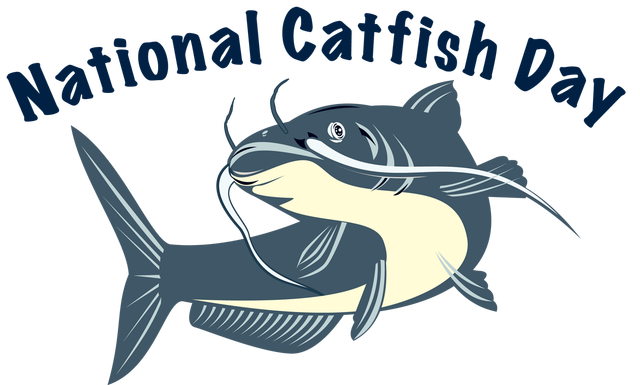 Information And Clip Art For National Catfish Day