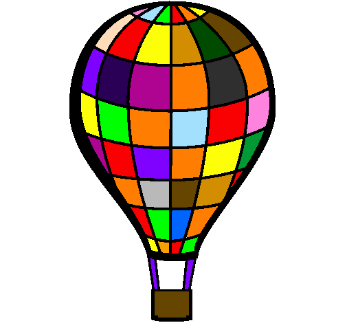 Inside Hot Air Balloon Basket Free Clipart Images