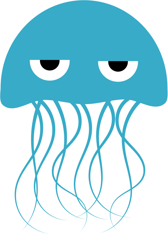 Jellyfish Clip Art Free Clipart Images
