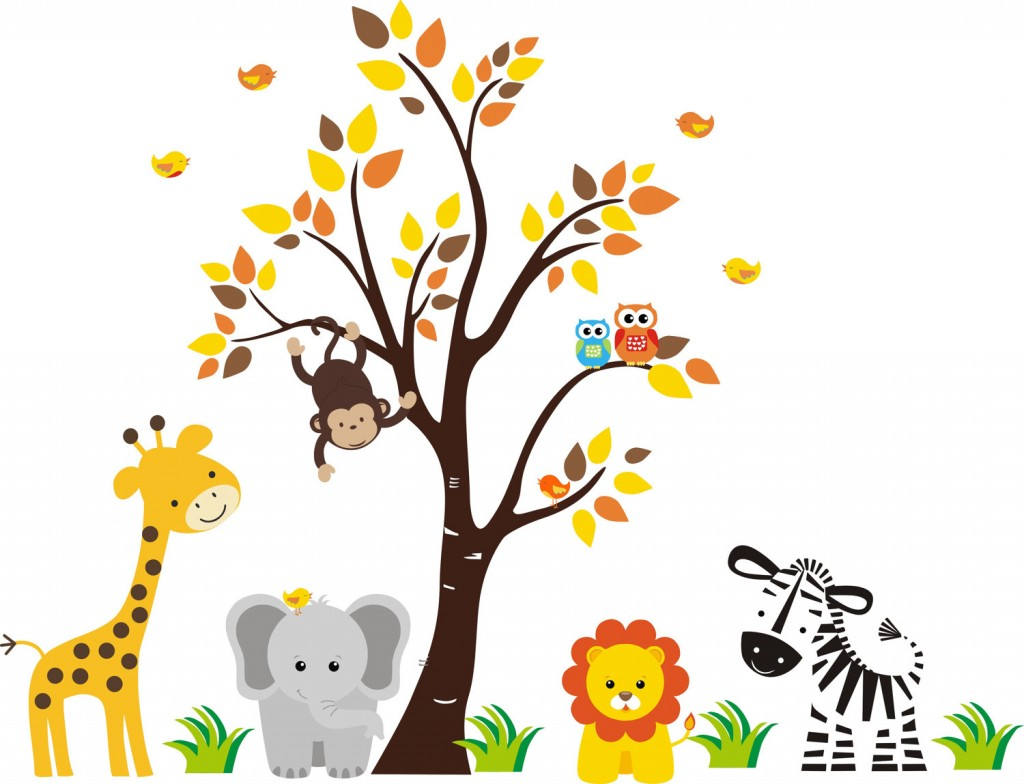 Jungle Animal Free Clipart Free Clip Art Images