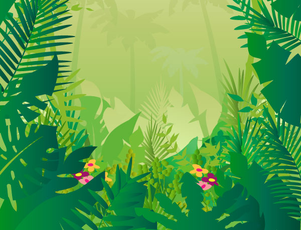 Jungle Backgrounds Clipart Imagebasket Net