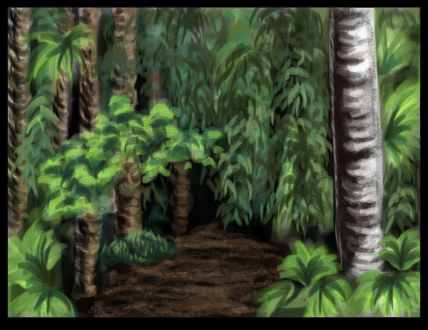 Jungle Clipart Clipartion Com