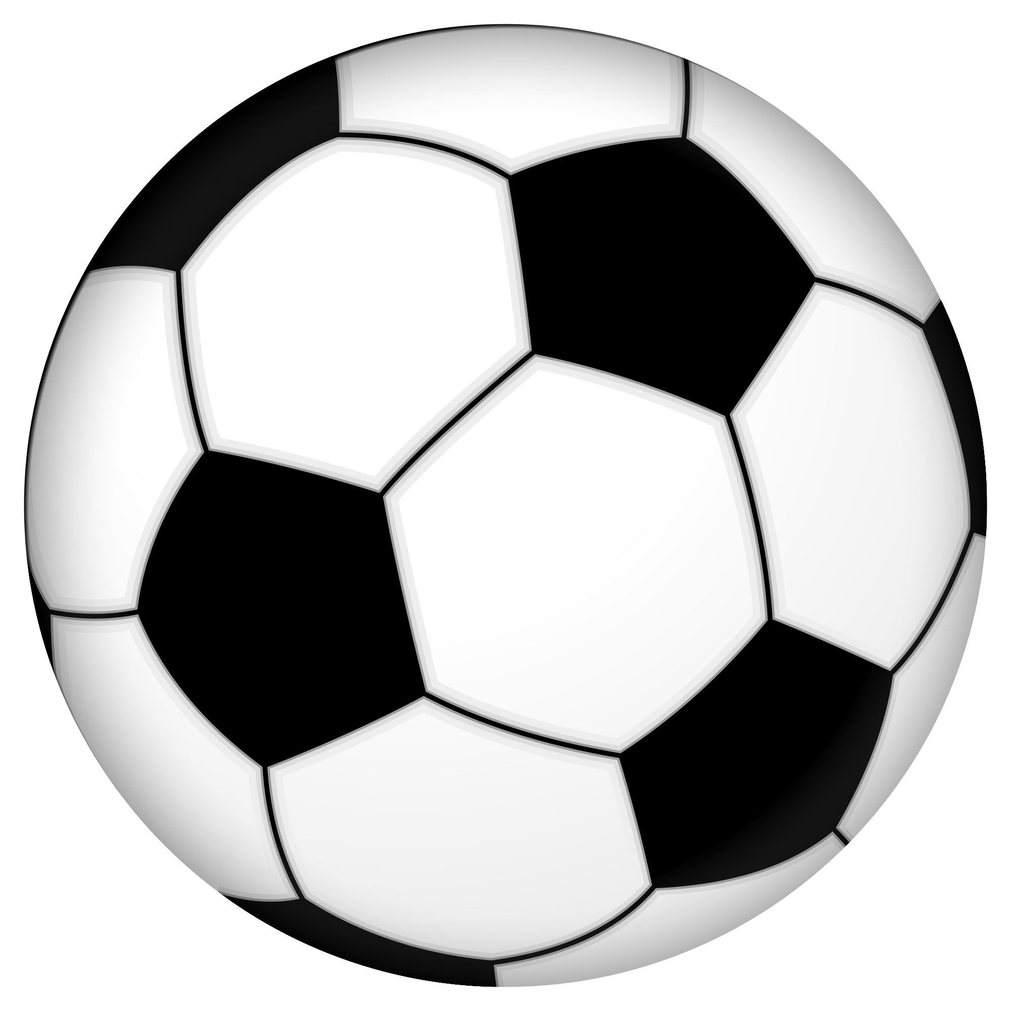 Kicking Soccer Ball Clip Art Free Clipart Images