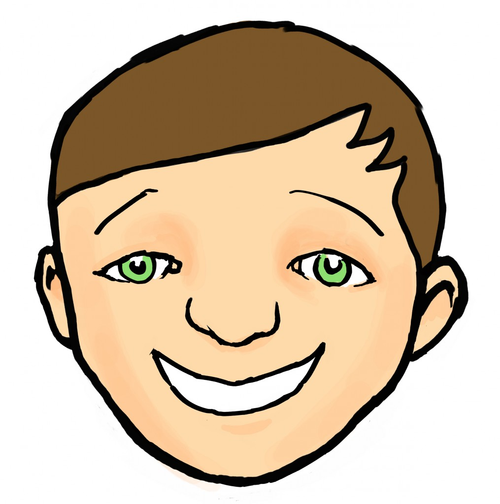 angry kid face clip art - photo #43