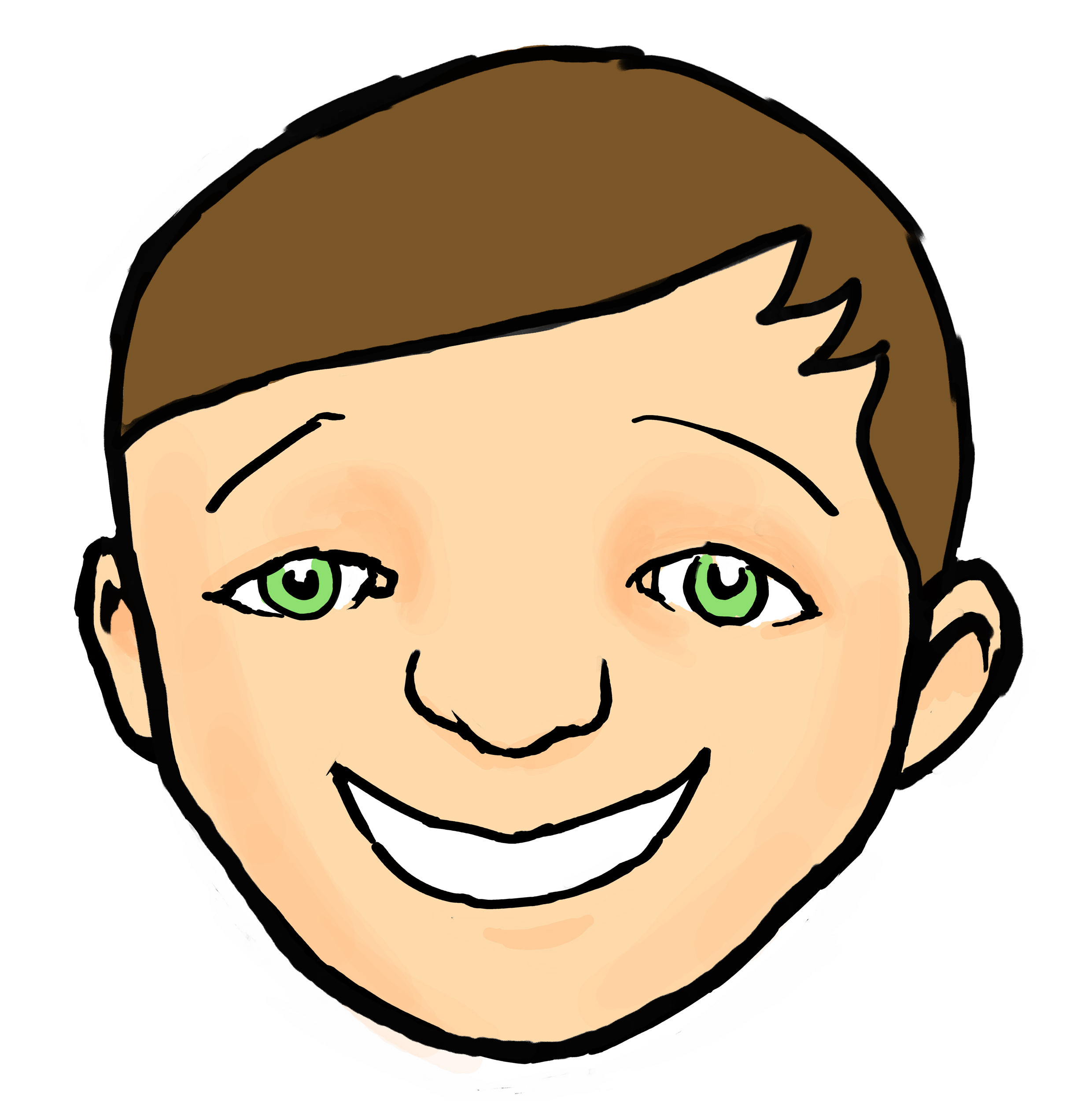 Kid Face Clipart Free Clipart Images