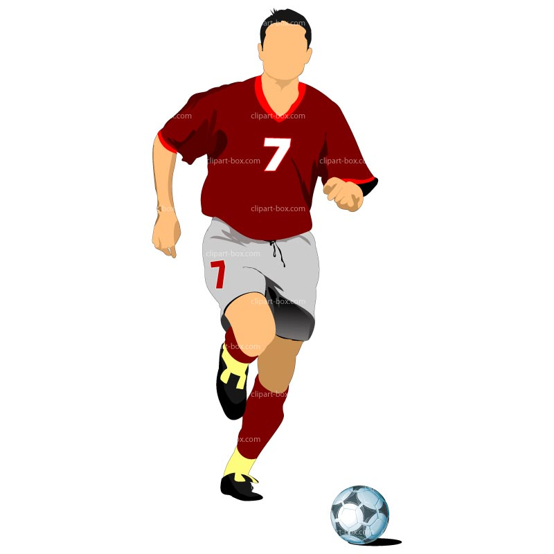 Kid Playing Soccer 2 Clipart Free Clip Art Images