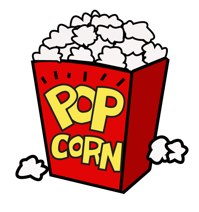 Best Movie Night Clipart 5001