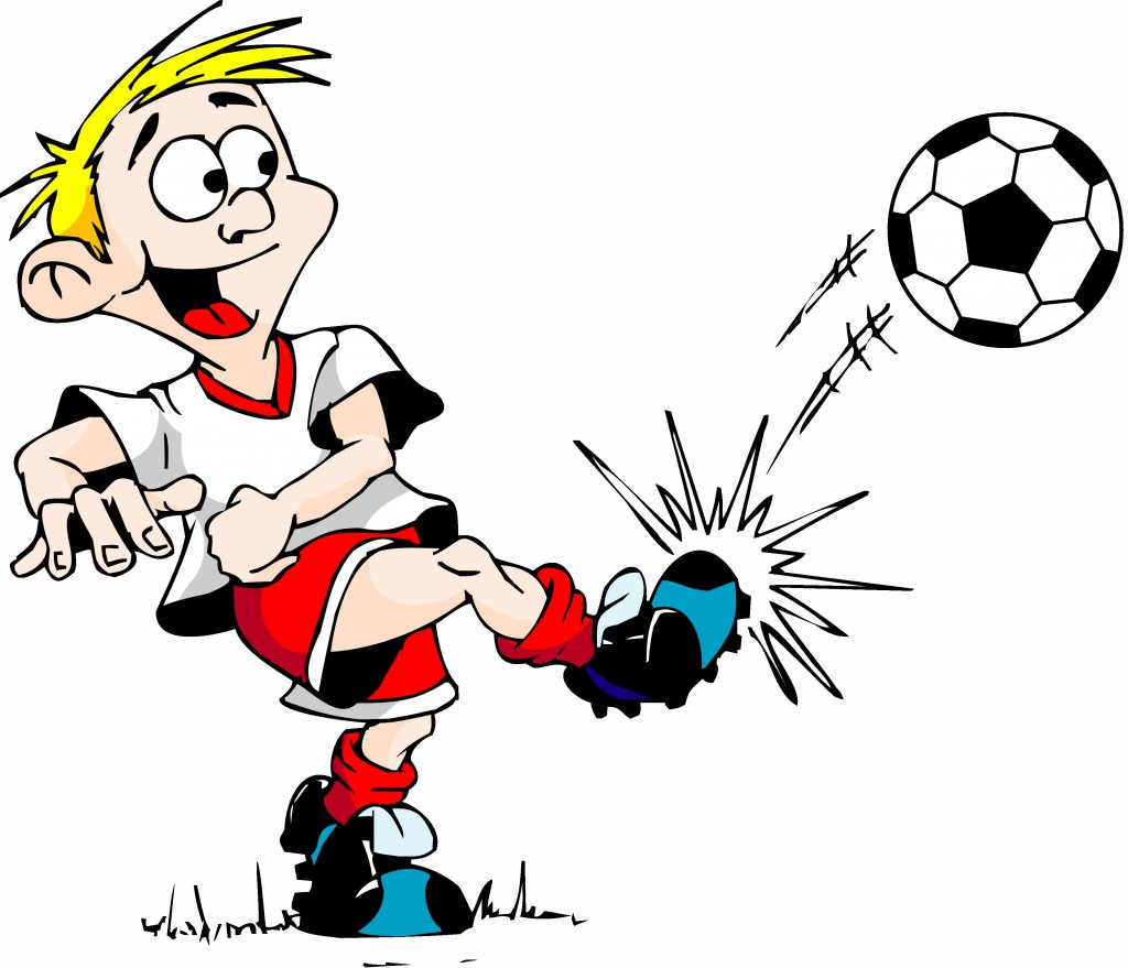 Kids Soccer Clipart Free Clipart Images