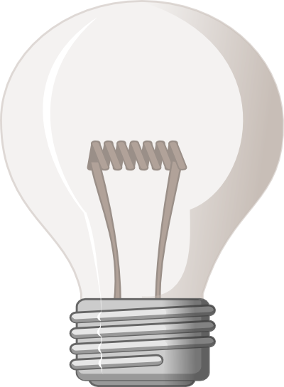 Light Bulb Fun Clip Art Light Bulbs