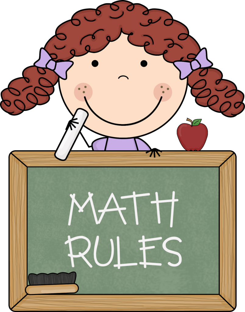 Math Clip Art Teachers