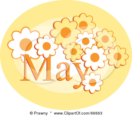 May Month Clip Art