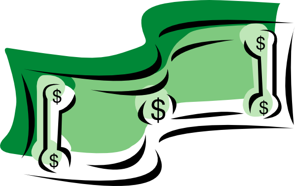 Money Sign Clip Art No Background Free Clipart