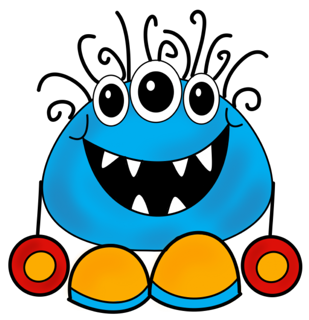 monster clipart clipartioncom