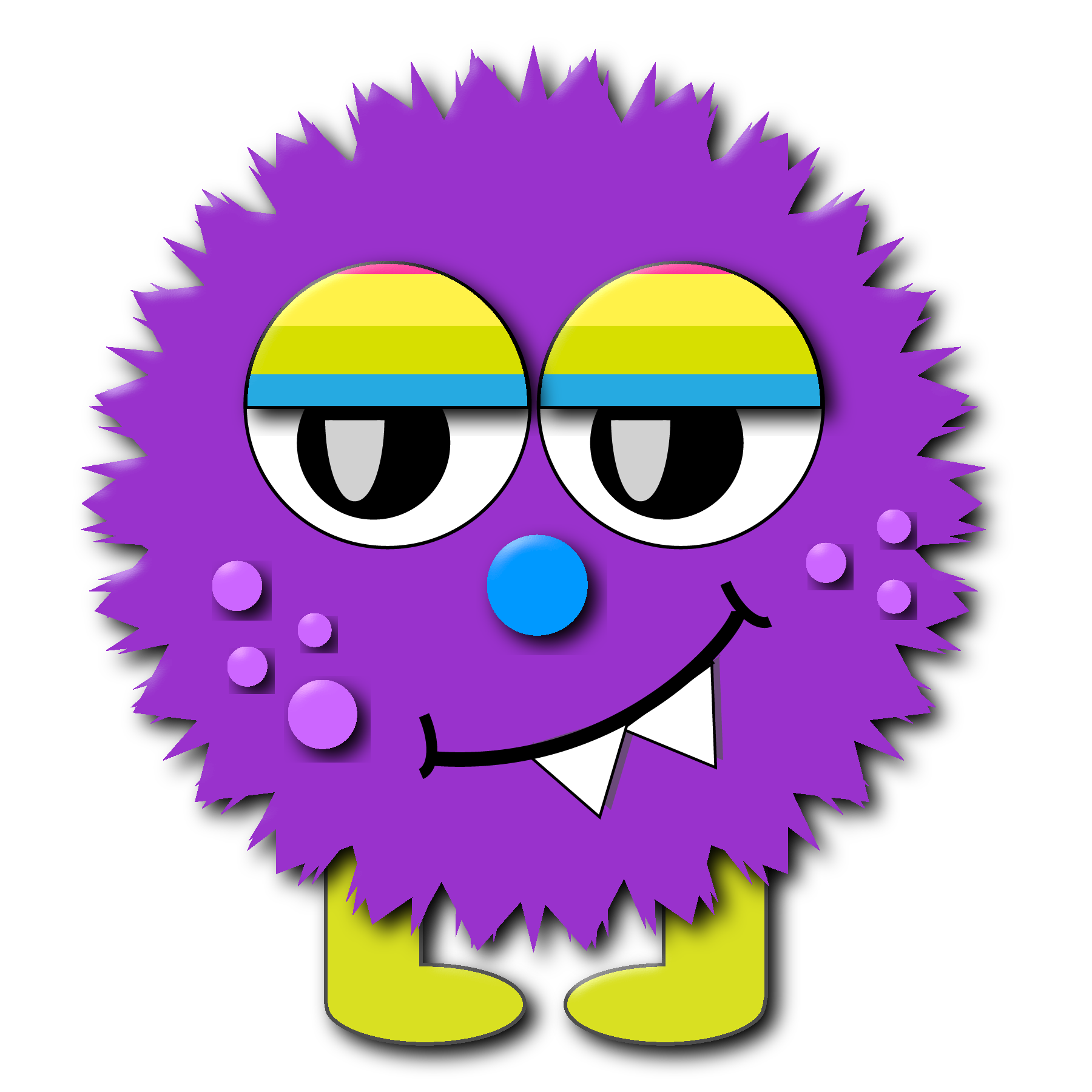 Monster Clip Art Cartoon Free Clipart Images