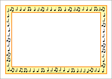music note border clipartion com free clipart images music notes musical note clipart free
