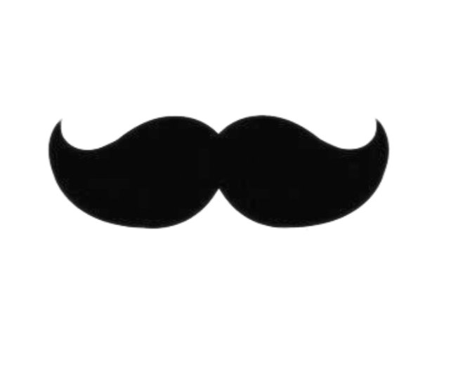 Mustache Png