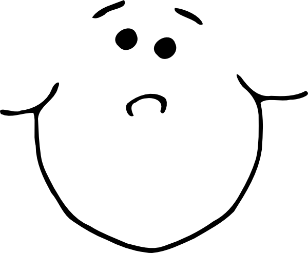 Nose Black And White Clipart Gallery