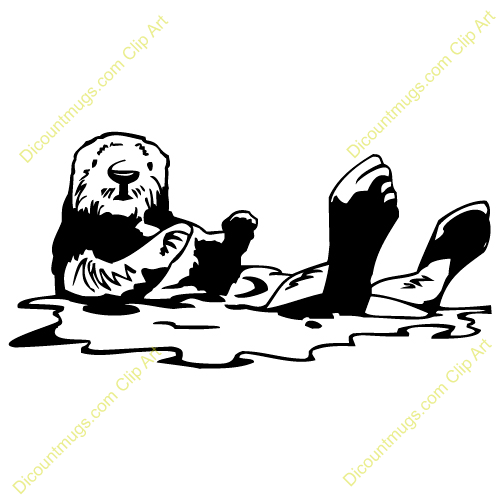 Otter Clipart Free Clip Art Images