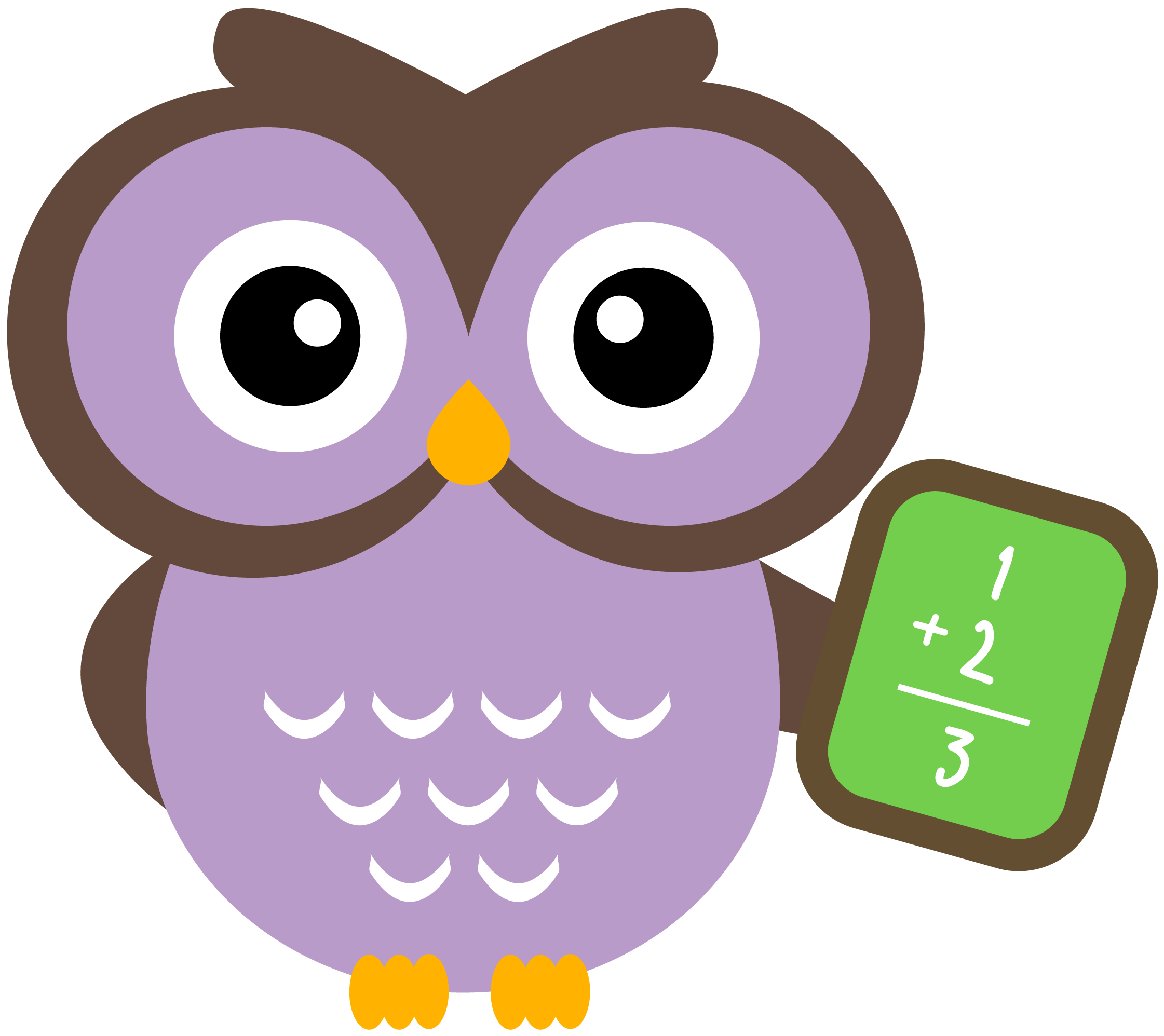Owl Math Clipart Free Clipart Images