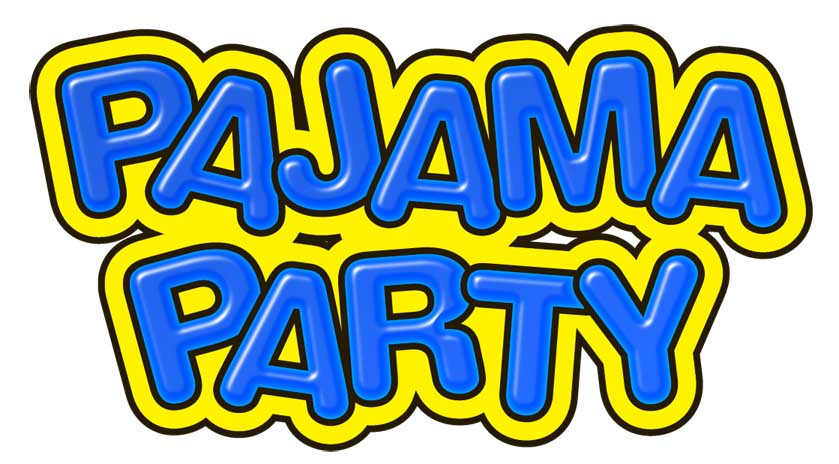 Pajama Party Clipart Free Images