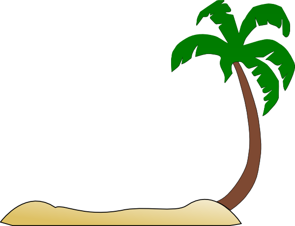 Best Palm Tree Clip Art #1906 - Clipartion.com