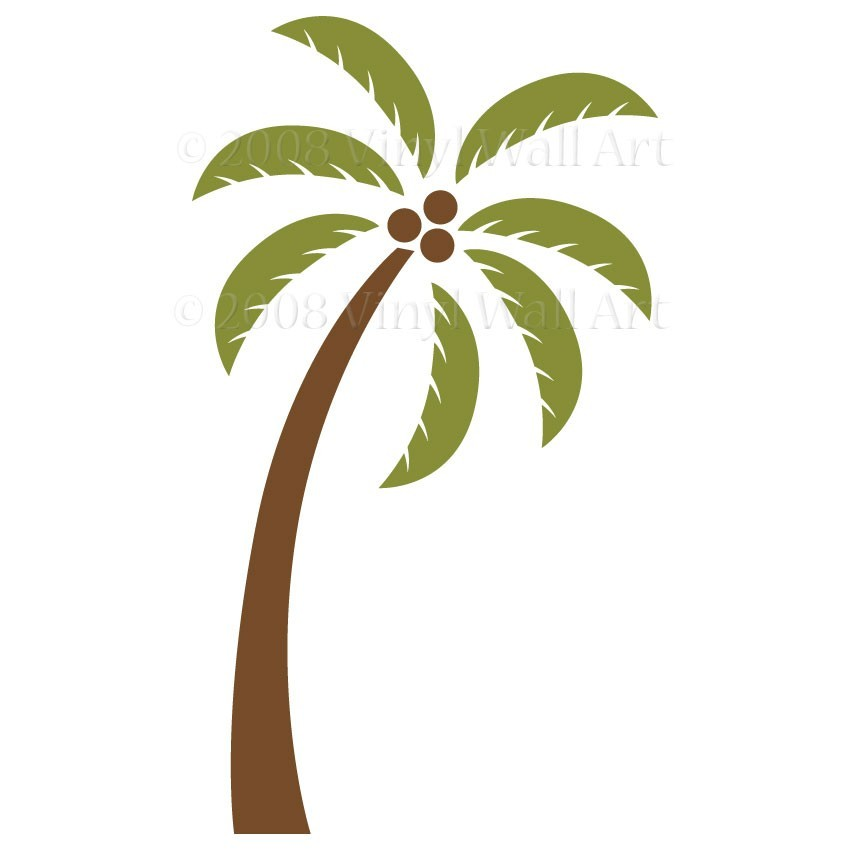 palm tree clip art - photo #40