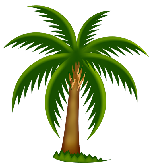 Palm Tree Clipart Free Clipart Images