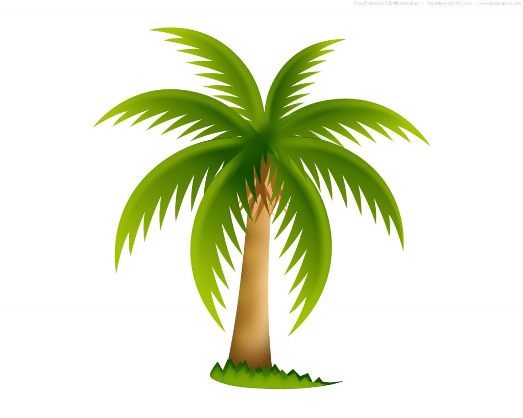 Palm Tree Free Images At Vector Clip Art Online