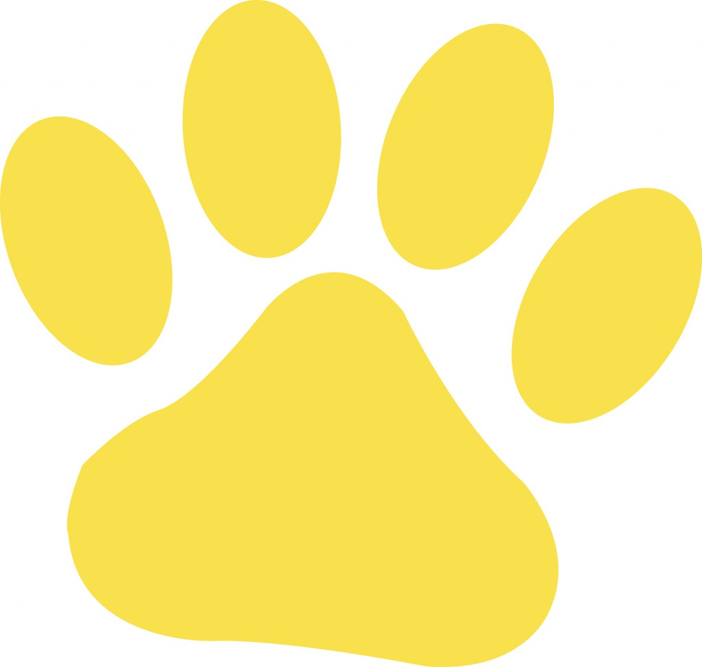 Paw Print Clip Art - Clipartion.com