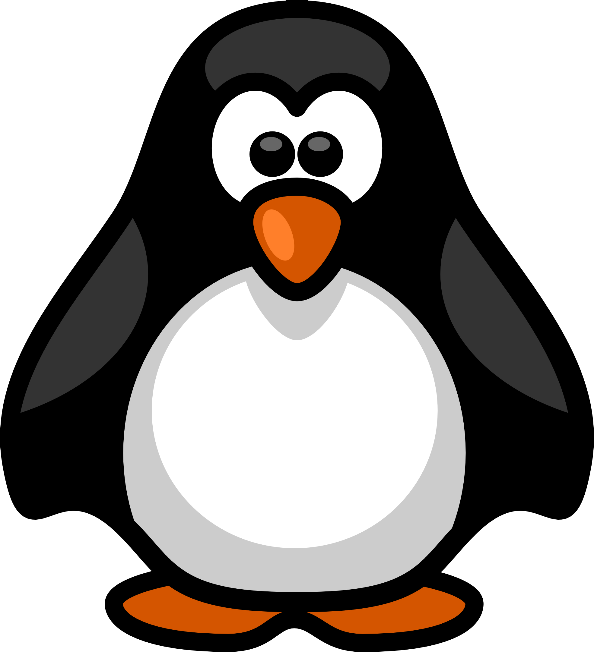 Penguin Clip Art Printable Free Free Clipart Images